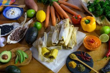 Mexikanisches Essen - gesund und lecker!